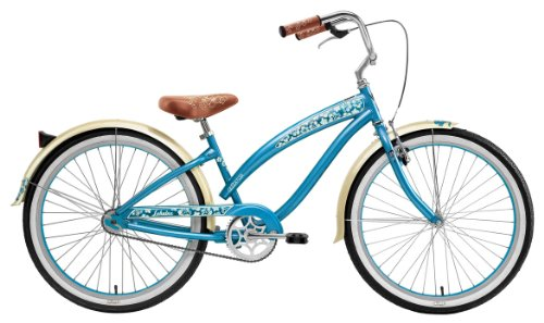 Nirve Lahaina 1 speed Bicycle (Turquoise)