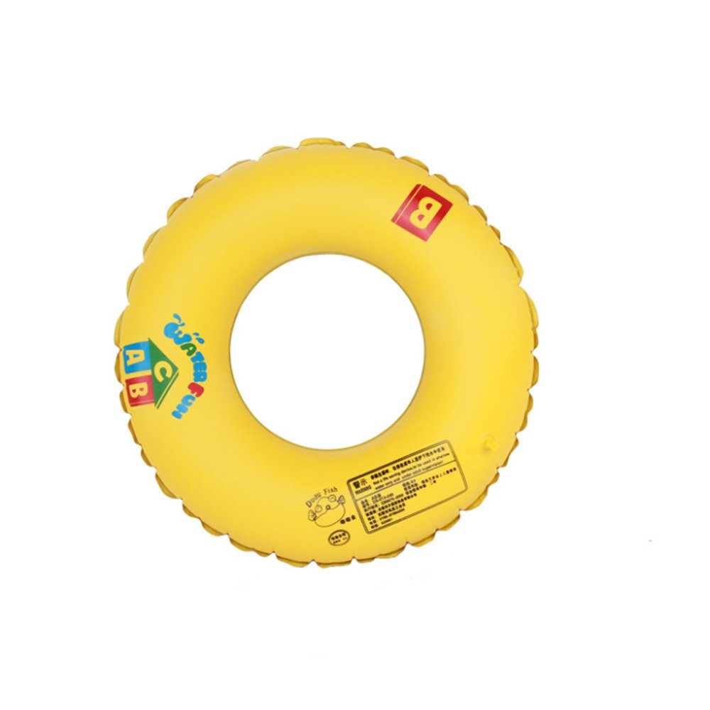 YOUDirect(TM) Different Size Inflatable Adult Water Swimming Rings (Size:8#) environmentally friendly pvc inflatable shell water floating row of a variety of swimming pearl shell swimming ring
