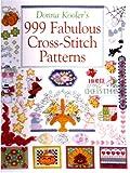 Donna Kooler's 999 Fabulous Cross-Stitch Patterns (0806965355) by Kooler, Donna