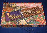 Willy wonka's chocolate factory - the board game. rare game