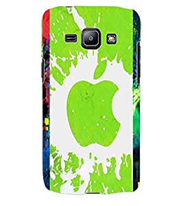 ColourCraft Printed Back Case Cover for SAMSUNG GALAXY J1