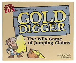 Gold Digger Card Game