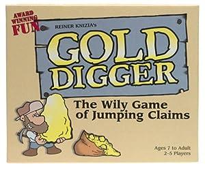Gold Digger Card Game