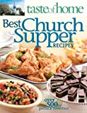 Taste of Home Magazine Taste of Home: Best Church Supper Recipes