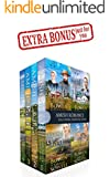 AMISH ROMANCE; Following Ordnung Series; 4 Complete Books in one Boxed Set; Inspirational Amish Romance Bundle + One Bonus Book (Sweet Clean Christian Inspirational Historical Romance)