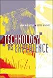 Technology as Experience (0262633558) by McCarthy, John J
