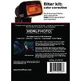 Honlphoto Color Correction Filter Kit