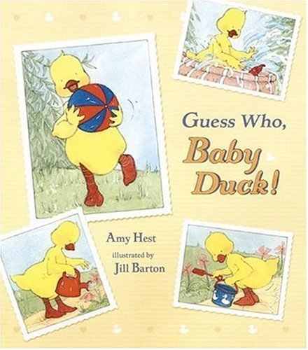 Guess Who, Baby Duck!