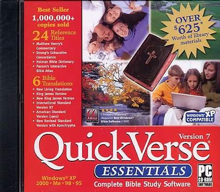 Quickverse Essentials Version 7