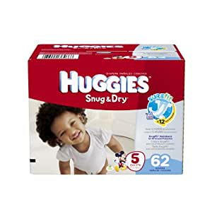 honest diapers vs huggies price
