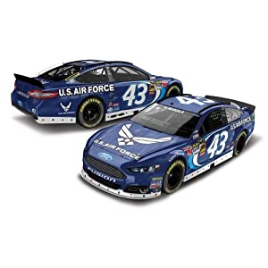 Buy 2013 Aric Almirola #43 U.S. Air Force American Salute Diecast 1 24 RICHARD PETTY MOTOR SPORTS Lionel Action Racing... by Action