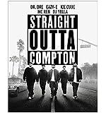 Straight Outta Compton (DVD) (Bilingual)