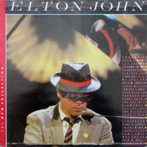 Elton John - The New Collection - Zortam Music