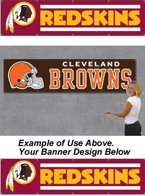 Washington Redskins 8' Banner - Buy Washington Redskins 8' Banner - Purchase Washington Redskins 8' Banner (The Party Animal, Home & Garden,Categories,Patio Lawn & Garden,Outdoor Decor,Banners & Flags,Sports Flags & Banners)