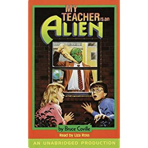 Amazon.com: My Teacher is an Alien (Children's Unabridged Audio ...