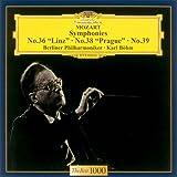 モーツァルト:交響曲第36番&第38番&第39番