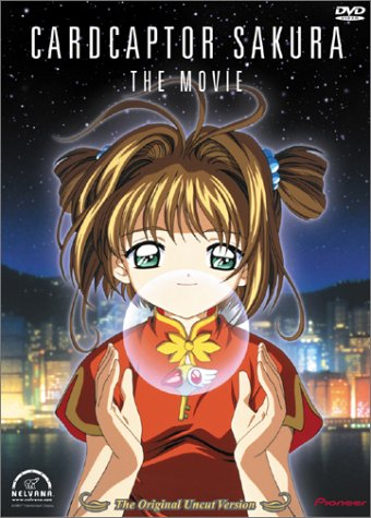 Sakura Cardcaptor The Movie