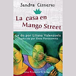 La casa en Mango Street Audiobook