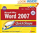 Microsoft Office Word 2007 QuickSteps...