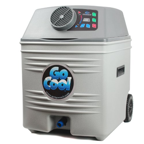 GoCool 12V Compact Semi Truck Cab Air Conditioner For Camping Tent & RV Camper