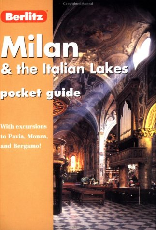 Milan & the Italian Lakes (Berlitz Pocket Guides) Picture