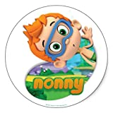 Bubble Guppies: Nonny Stickers - Sheet of 6