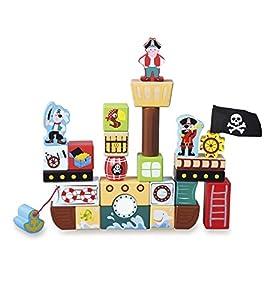 Pirate Block Set