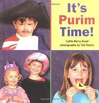 It's Purim Time!