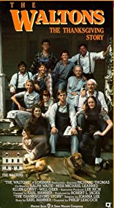 Waltons Thanksgiving Story Vhs by Warner Home Video