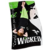 Wicked The Musical - Beach Towel