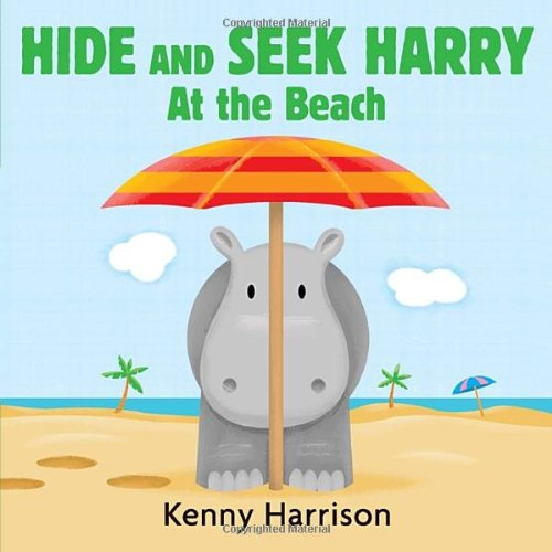 Hide and Seek Harry at the Beach PDF