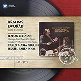 Brahms - Dvorak : Concertos pour violon