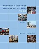 International Economics, Globalization, and Policy: A Reader (McGraw-Hill Economics) (0073375810) by King, Philip