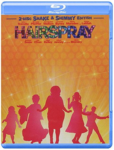 Blu-ray : Hairspray (, Dolby, AC-3, Widescreen)