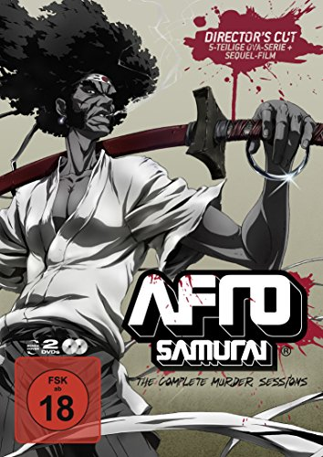 Afro Samurai - The Complete Murder Sessions [Director's Cut] [2 DVDs]