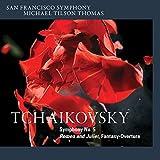 TCHAIKOVSKY. Symphony No.5. SFS/Tilson Thomas (SACD)