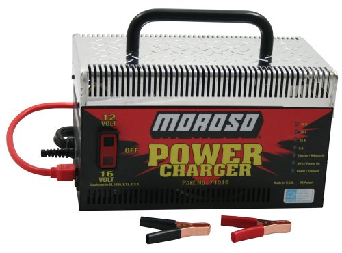 Moroso 74016 Dual Purpose Battery Charger