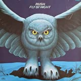 Rush - Fly By Night - Mercury - 6338 561