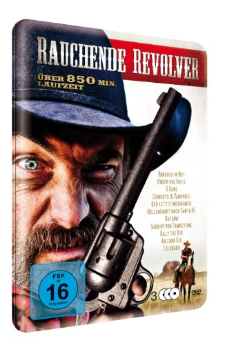 Rauchende Revolver (3 DVD Metallbox-Edition)
