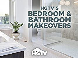 HGTV's Bedroom & Bathroom Makeovers Volume 1