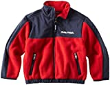 Nautica Sportswear Kids Boys 2-7 Polar Fleece Jacket
