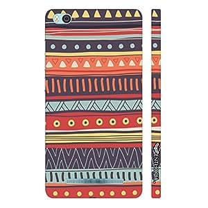 Enthopia Designer Hardshell Case Aztec Attack 2 Back Cover for Xiaomi 4i