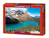 Peyto Lake - Banff National Park Canada - 1500 pieces puzzle - Castorland