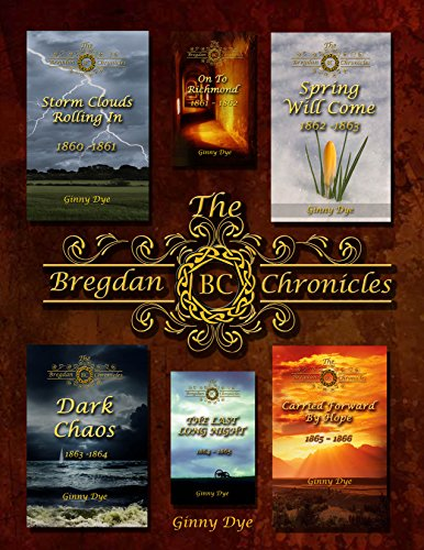 Storm Clouds Rolling In (#1 in the Bregdan Chronicles Historical Fiction Romance Series) (Jenny Dye compare prices)
