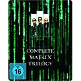 Matrix Trilogy Steelbook (Exklusiv bei Amazon.de) [Blu-ray]