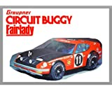 Kyosho Graupner (German) Curcuit buggy FAIRLADY 240Z 1/8 gas car instruction manual ~ graupner kyosho