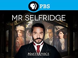 Masterpiece: Mr. Selfridge Season 1 Original UK Edition [HD]