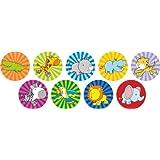 Mini Safari Reward Stickers