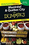 img - for Montreal & Quebec City For Dummies (Dummies Travel) by Austin Macdonald (2006-04-24) book / textbook / text book