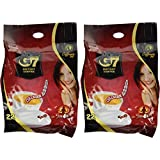 G7 Instant Coffee 3-in-1 Sugarfree, 2-Pack